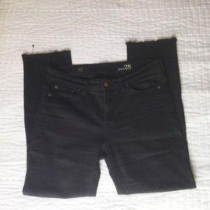Jcrew Reid cropped skinny jeans